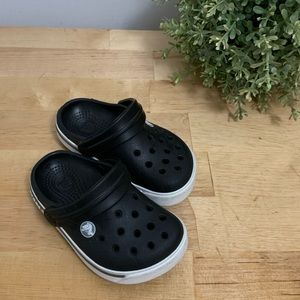 Other - 'Crocs' Kid's Classic Black | Size 4/5